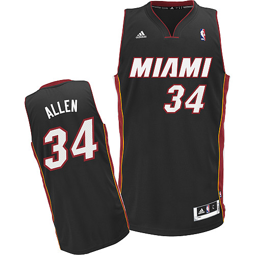 Ray Allen, Miami Heat [Noir]