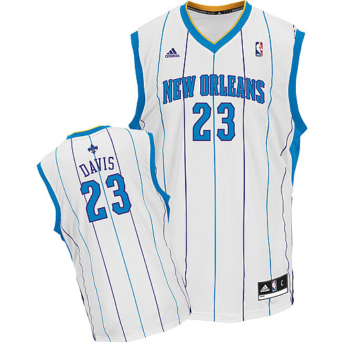 Anthony Davis, New Orleans Hornets [Blanc]