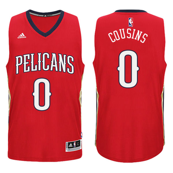 DeMarcus Cousins, New Orleans Hornets [Red]