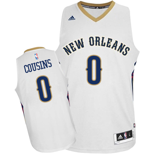 DeMarcus Cousins, New Orleans Hornets [White]