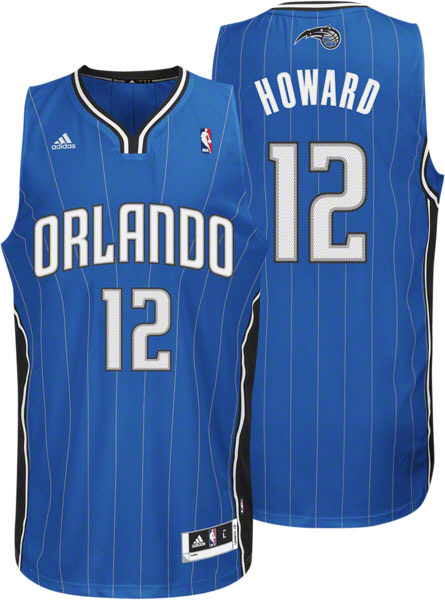 Dwight Howard, Orlando Magic [Bleu]