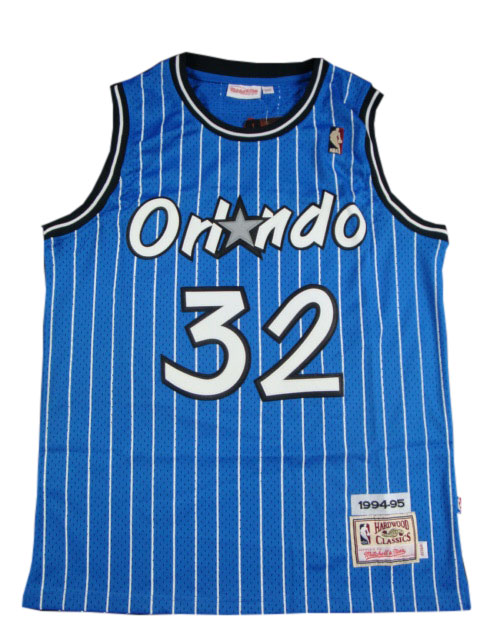 Shaquille O'Neal, Orlando Magic [bleu]