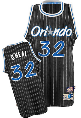 Shaquille O'Neal, Orlando Magic [noir]