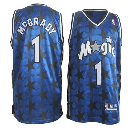 Tracy McGrady, Orlando Magic [bleu Etoiles]