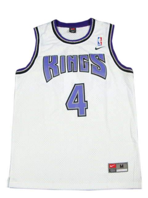 Chris Webber, Sacramento Kings [Blanc]