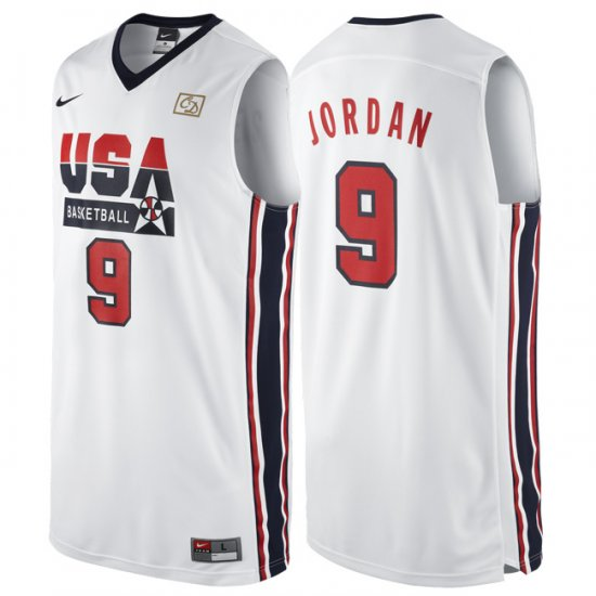 Michael Jordan, USA Dream Team
