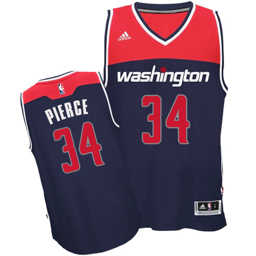 Paul Pierce, Washington Wizards - Blue