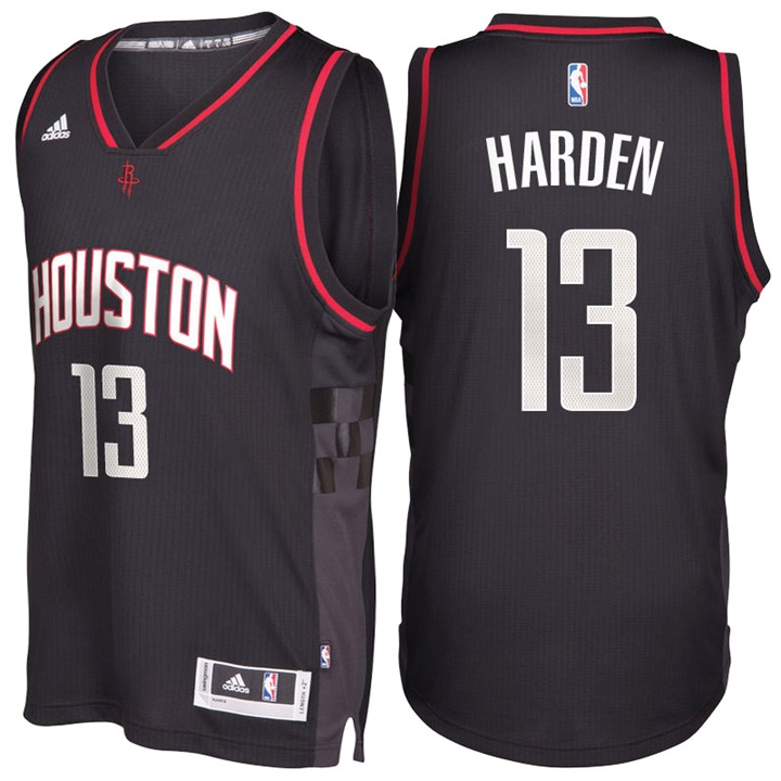 James Harden, Houston Rockets - Black Space City