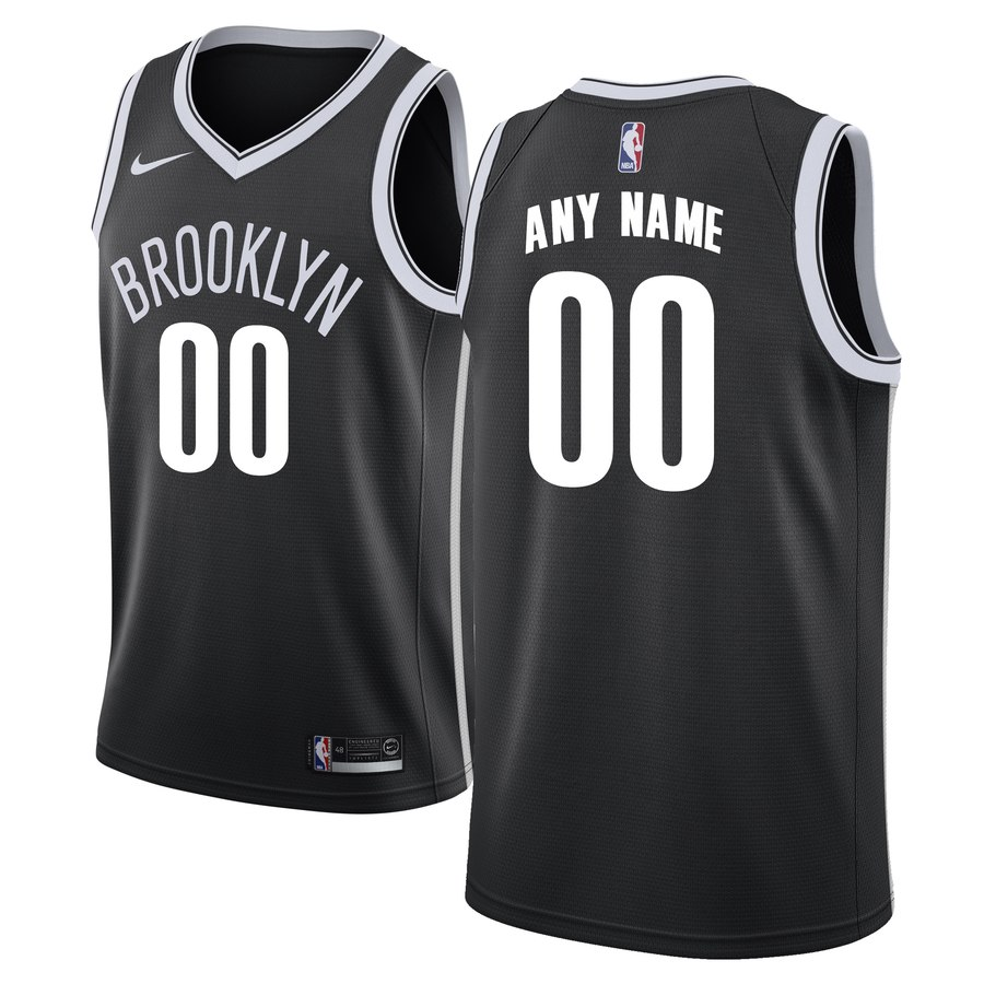 Custom, Brooklyn Nets 2018/19 - Icon