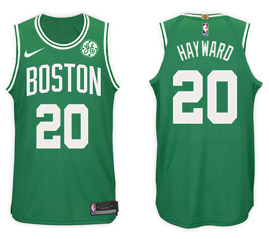 Gordon Hayward, Boston Celtics - Icon