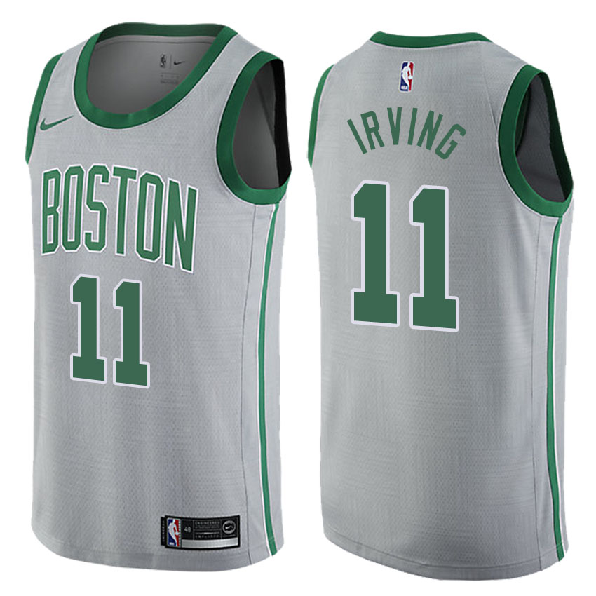 Kyrie Irving, Boston Celtics - City Edition