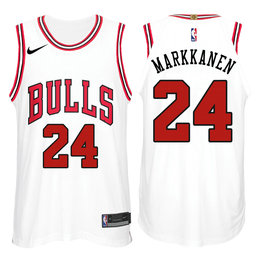 Lauri Markkanen, Chicago Bulls - Association