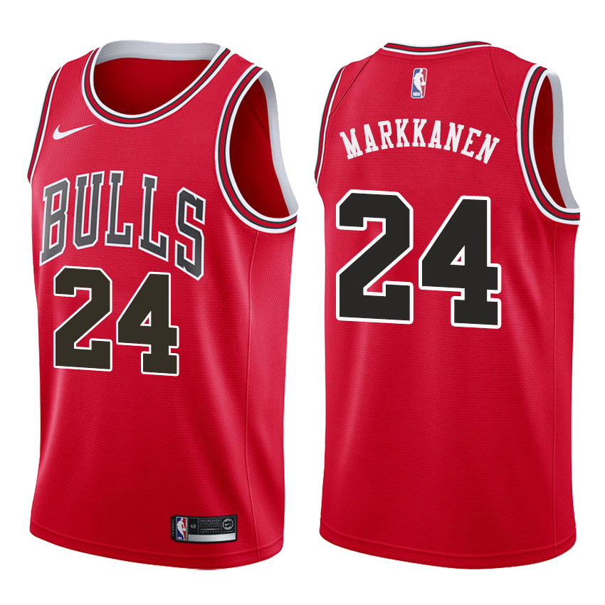 Lauri Markkanen, Chicago Bulls - Icon
