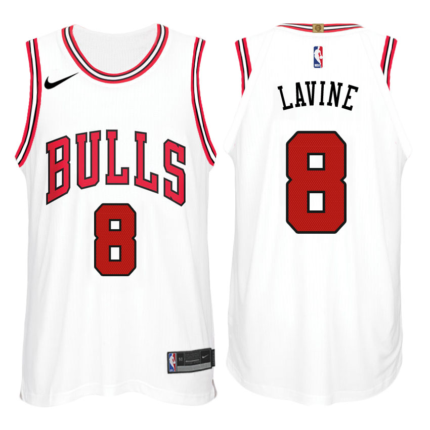 Zach LaVine, Chicago Bulls - Association