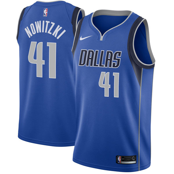 Dirk Nowitzki, Dallas Mavericks - Icon