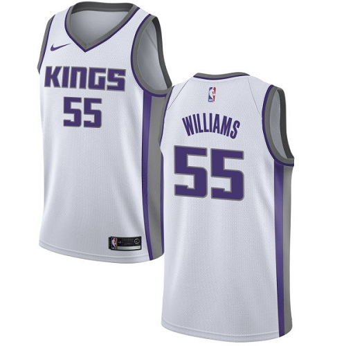Jason Williams, Sacramento Kings - Association
