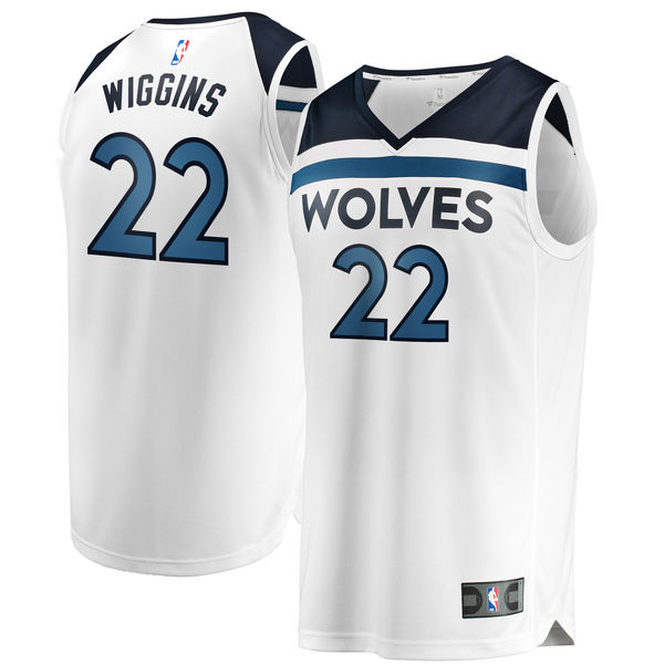 Andrew Wiggins, Minnesota Timberwolves - Association