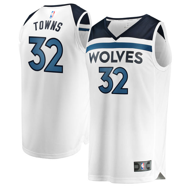 Karl-Anthony Towns, Minnesota Timberwolves - Association