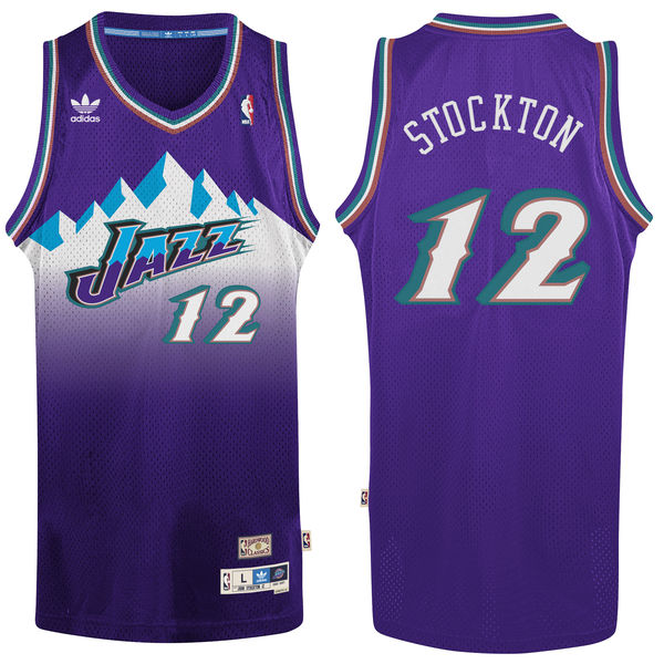 John Stockton, Utah Jazz [Purple]