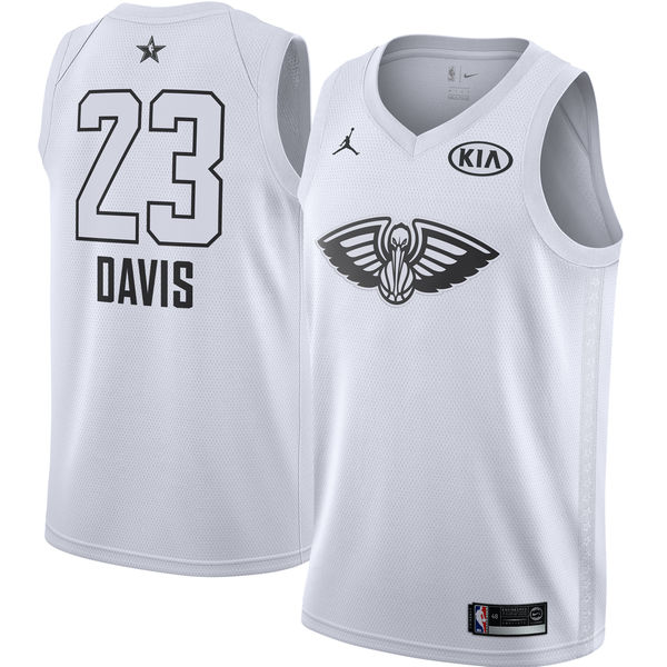 Anthony Davis - 2018 All-Star White