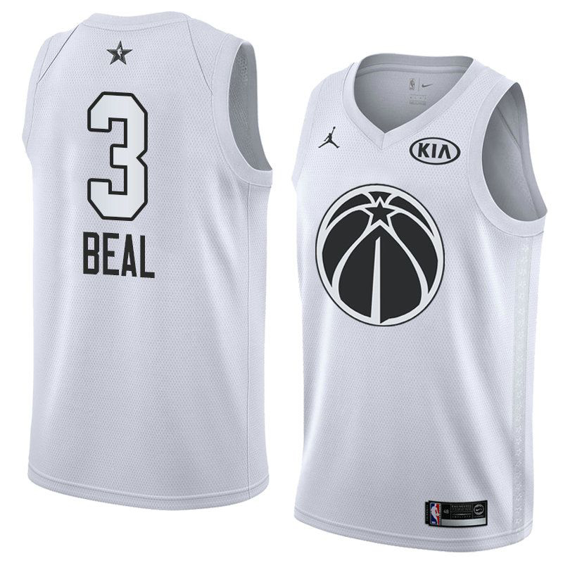 Bradley Beal - 2018 All-Star White