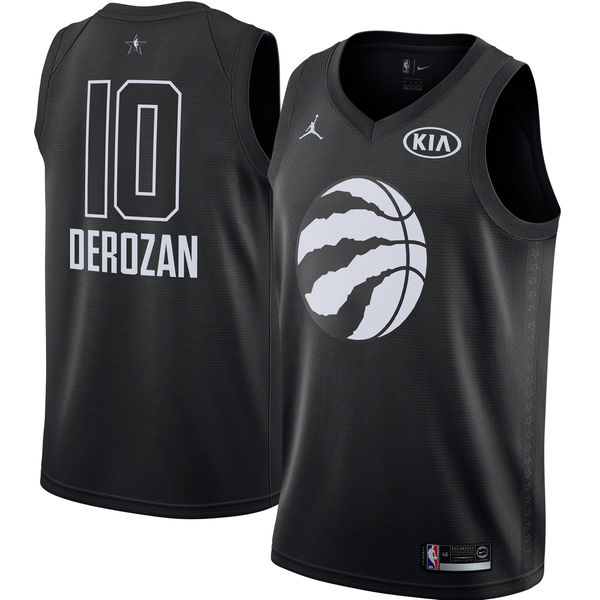 DeMar DeRozan - 2018 All-Star Black
