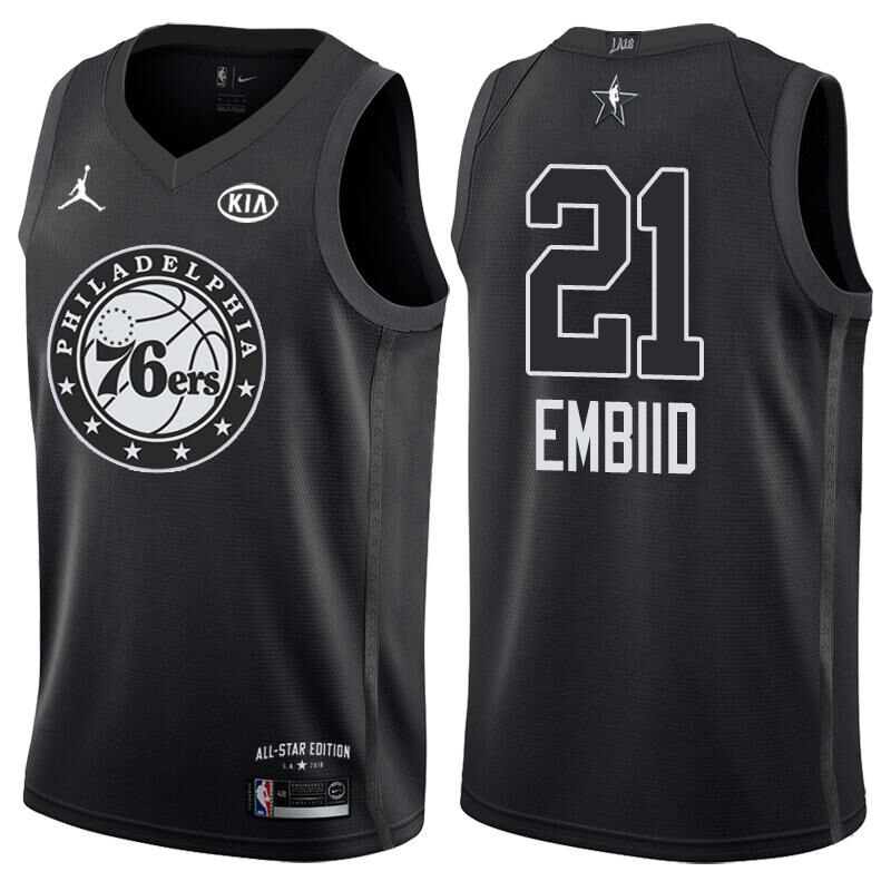 Joel Embiid - 2018 All-Star Black