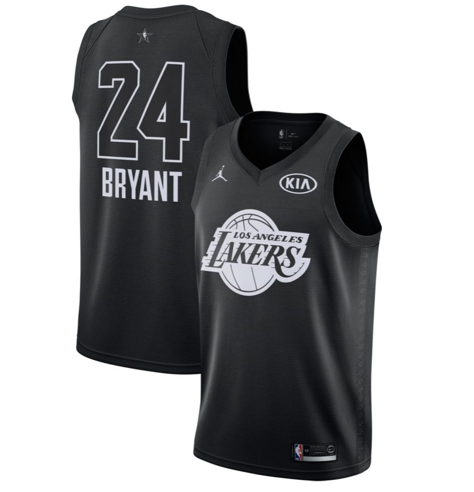 Kobe Bryant - 2018 All-Star Black