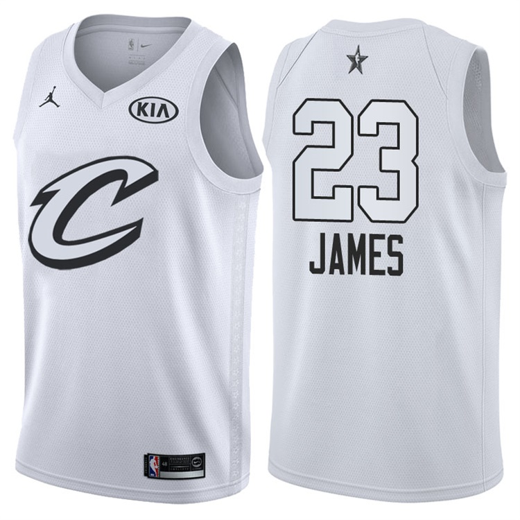 LeBron James - 2018 All-Star White