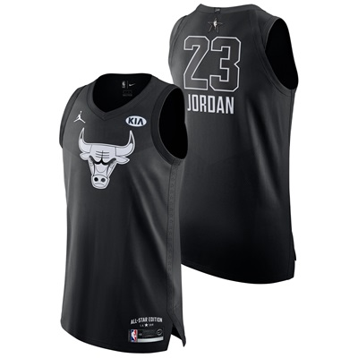 Michael Jordan - 2018 All-Star Black