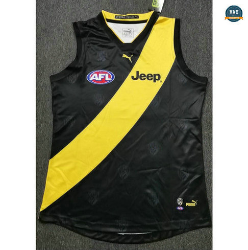 Max Maillot Rugby AFL Richmond Tigers 2020/21