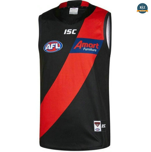 Max Maillot Rugby AFL Essendon Bombers 2019/20