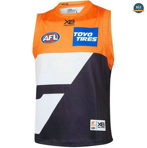 Max Maillot Rugby AFL GWS Giants 2019/20
