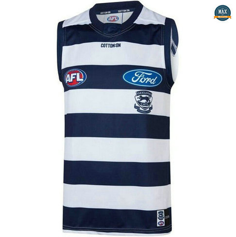 Max Maillot Rugby AFL Geelong Cats 2019/20