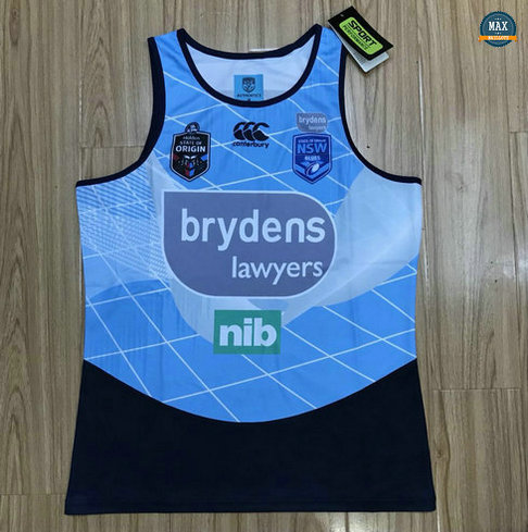 Max Maillot Rugby Debardeur LAN Holden 2019/20