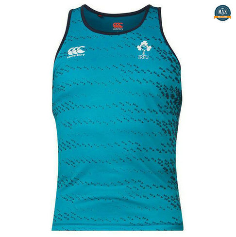 Max Maillot Rugby Debardeur Irlande 2018/19