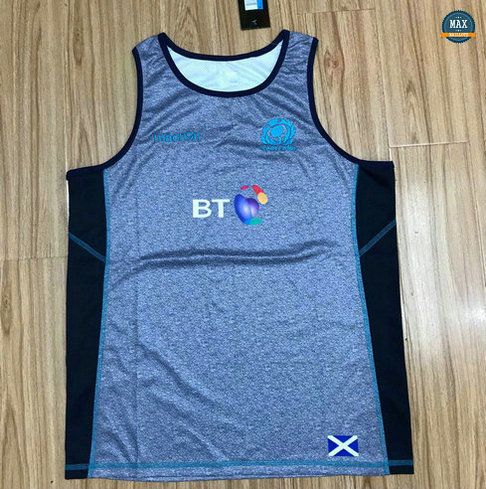 Max Maillot Rugby Debardeur Ecosse 2018/19