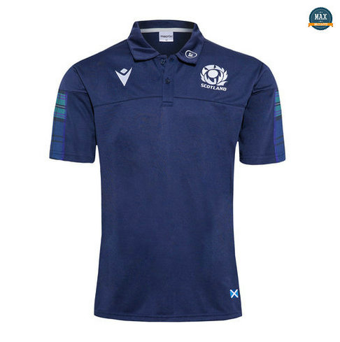 Max Maillot Rugby Ecosse POLO 2019/20