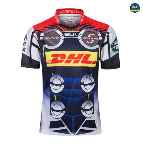 Max Maillot Rugby Stormers Édition de héros 2019/20