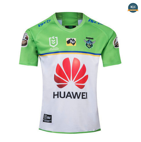Max Maillot Rugby Canberra Raiders Exterieur 2019/20
