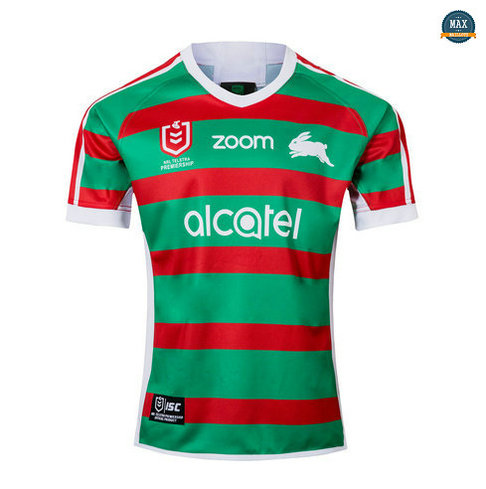 Max Maillot Rugby South Sydney Rabbitohs Exterieur 2019/20