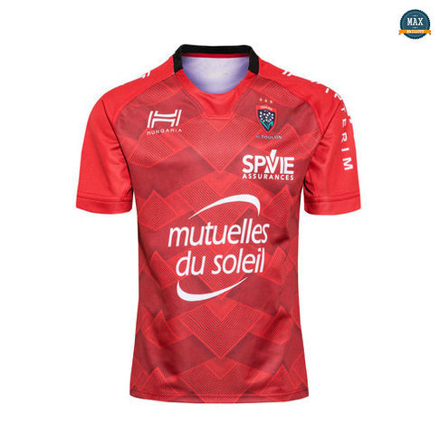 Max Maillot Rugby Toulon Domicile 2019/20