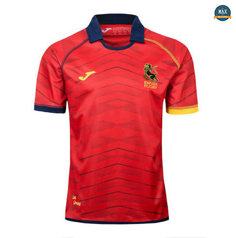 Max Maillot Rugby Espagne 2019/20