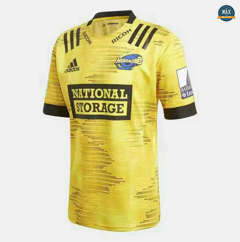 Max Maillot Rugby Hurricanes Domicile 2020/21