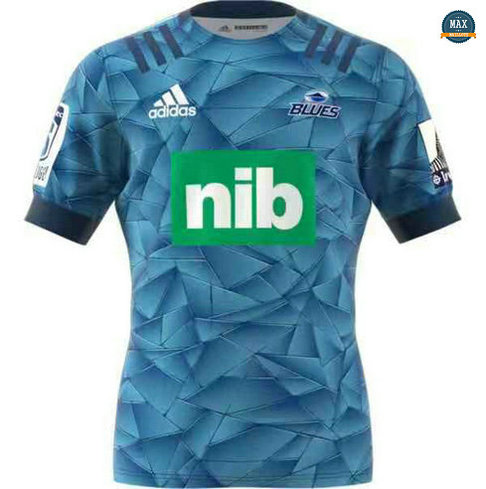 Max Maillot Rugby NSW Blues Domicile 2020/21