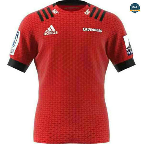 Max Maillot Rugby Crusades Domicile 2020/21