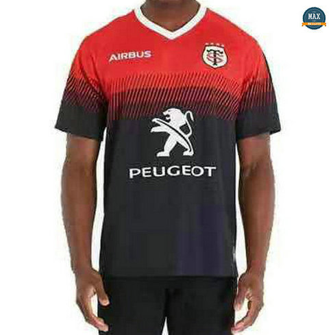 Max Maillot Rugby Stade Toulousain Domicile 2020/21