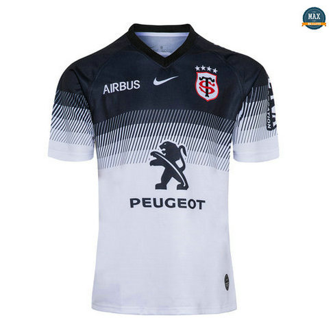 Max Maillot Rugby Stade Toulousain Exterieur 2020/21