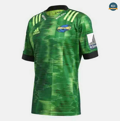 Max Maillot Rugby Hurricanes EntraInement 2020/21