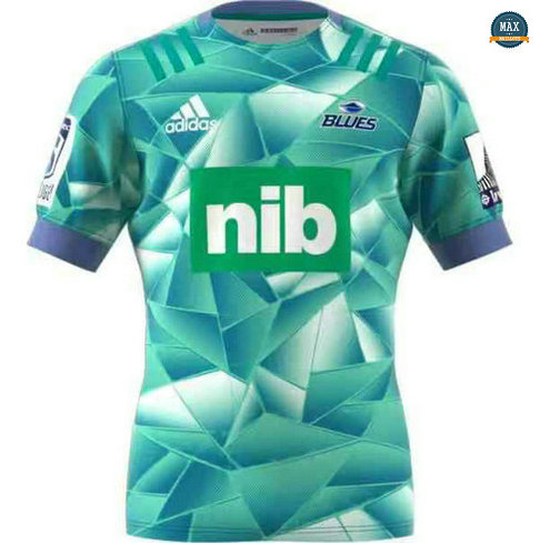 Max Maillot Rugby NSW Blues EntraInement 2020/21